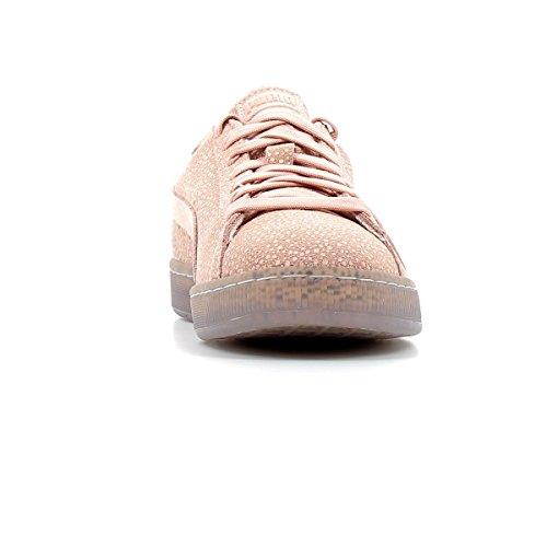 364042 04 Coral Rain Suede V2 Ref Classic Basket Puma xYqZSp