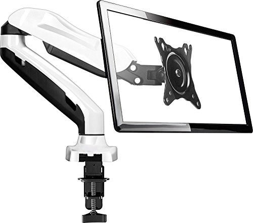 North Bayou Monitor Desk Mount Full Motion Mounting Arm for 17'' - 27