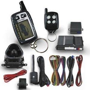 Scytek ASTRA 4000RS-2W-1 Remote Start 2-way Car Alarm with 2 Remotes