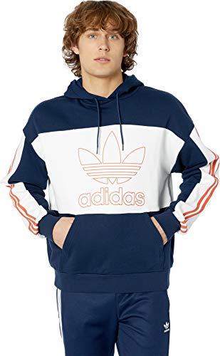 adidas Originals Men's Spirit Outline Hoodie Collegiate Navy ()