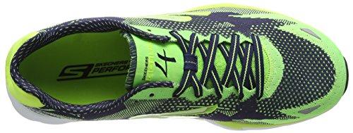Skechers Go Run 4 - Zapatillas de deporte Hombre Verde (Grnv)