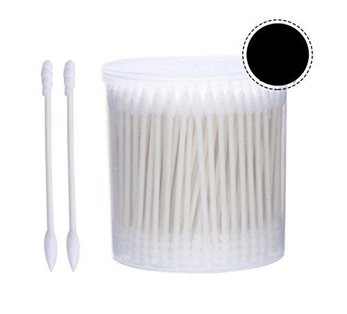 Zcsmg 200pcs Safe Baby Care Coton Bud Tampon avec 2têtes Différentes