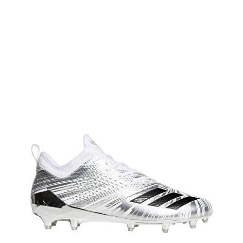 Black Mens 0 Metallic 5 white star core Silver Adizero Cq0347 Adidas 7 Metallic qaP6w6