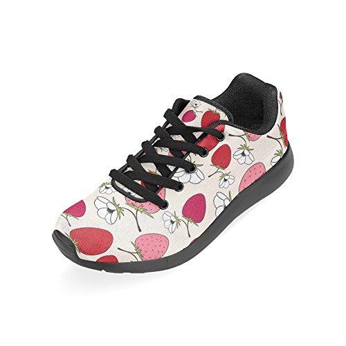 Interés Mujeres Zapatos Cross Trainer Zapatillas Deportivas Deportivas Zapatillas Ligeras Respirables Moda Sneaker