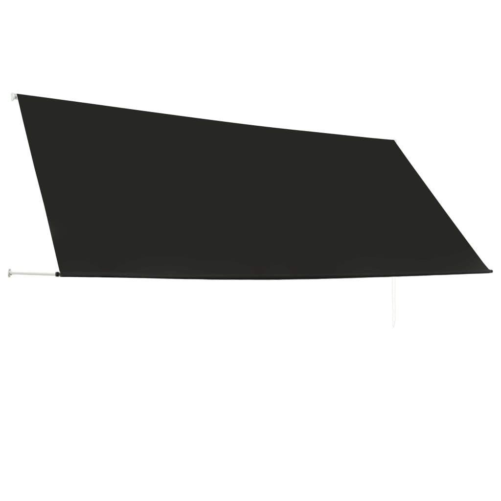 Tenda Laterale Riavvolgibile Antracite 200x150 cm Tenda da Sole Retrattile Festnight