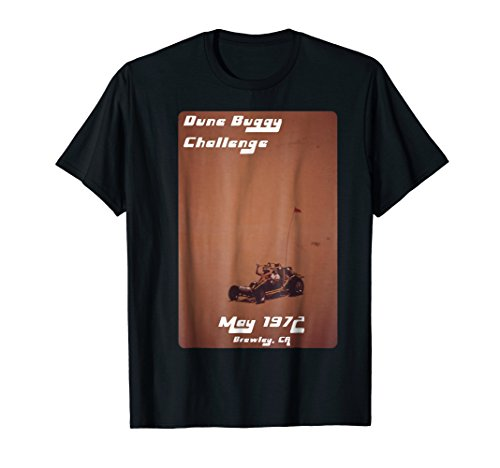 Dune Buggy Challenge Vintage 1972 Gift Apparel T-Shirt