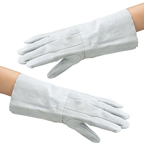 溶接用牛床革手袋 3-1804-01 2487849