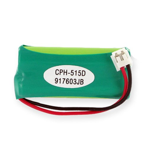 GE 5-2734 Cordless Phone Battery 1X2AAA/D - 2.4 Volt, Ni-MH 750mAh - Replacement Battery