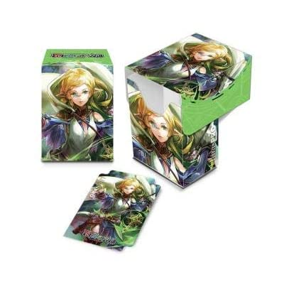 Ultra Pro Official Force of Will Fiethsing, Master Magus of Holy Wind Deck Box: Toys & Games