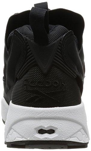 Sneaker Reebok Instapump Fury in tessuto nero Black/White