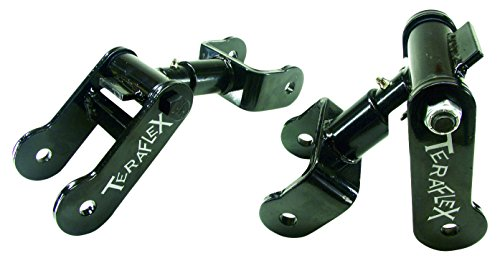 Teraflex 1033000 Revolver Shackle