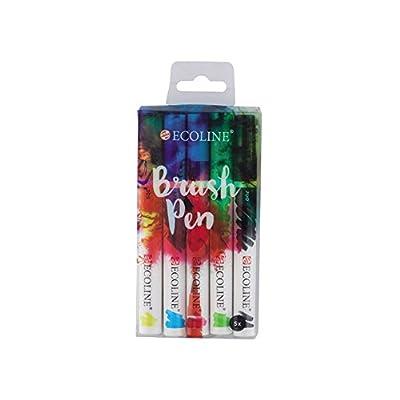 Ecoline Liquid Watercolor Brush Pens
