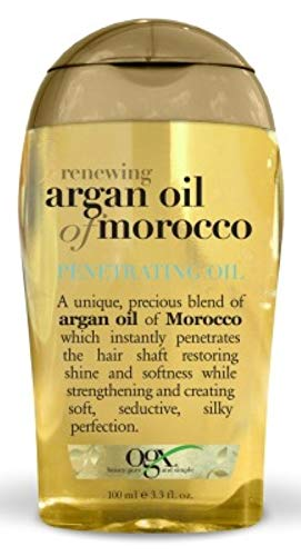 Ogx Argan Oil Of Morocco Penetrating Oil 3.3 Ounce (97ml) (2 Pack)