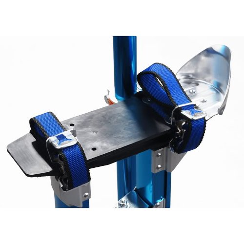 Pentagon tool professional 24 40 blue drywall stilts for Drywall delivery cost