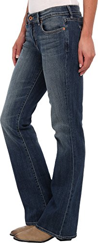 Lucky Brand Women's Sweet N Straight Jean,Tanzanite,28x32 by Lucky Brand (Image #1)