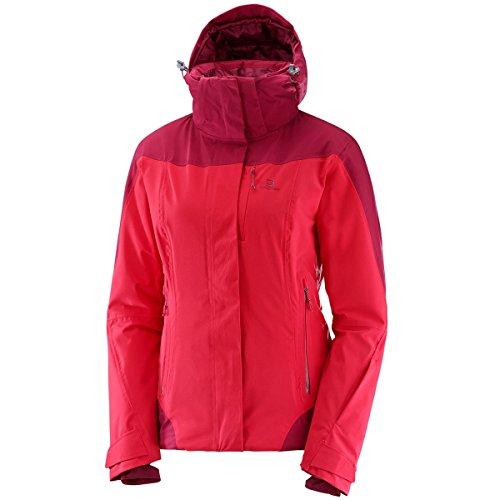 Medium Jalapeno - Salomon Women's Icerocket Jacket, Jalapeno Red, Medium