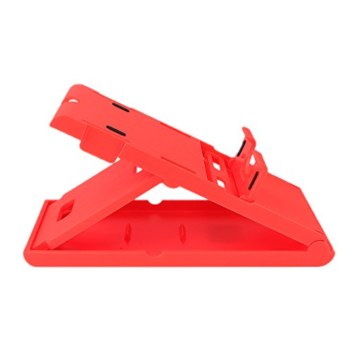MonkeyJack Adjustable Play Stand Holder For Nintend Switch NS or iPad Phones Dock Base