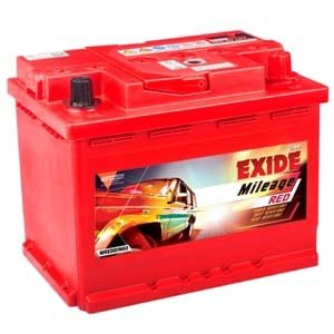 Exide Car Battery >> Exide Mileage Mred Din 43lh 43ah Battery Amazon In Electronics