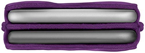ullu Sleeve for iPhone 8 Plus/ 7 Plus - Purple Haze Purple UDUO7PPL03 by ullu (Image #4)