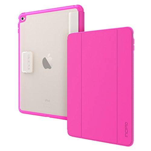 Incipio iPad Air 2 Case - Octane [Bumper Case] for iPad Air 2-Frost Neon Pink