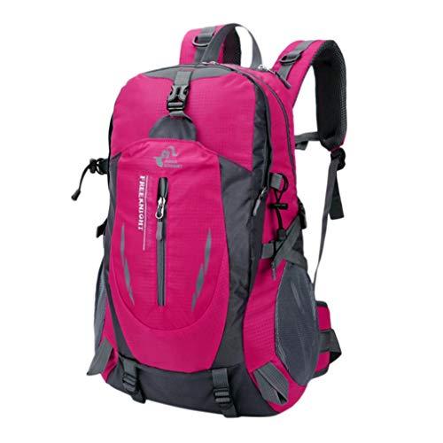 YJYDADA Bag, Children Kids Boys Girls Outdoor Backpack Bookbag School Trekking Traveling Bags (Pink) from YJYDADA