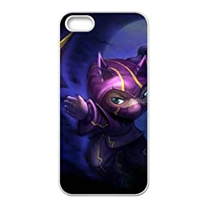 iPhone 5 5s Cell Phone Case White League of Legends Kennen 0 PD5387253