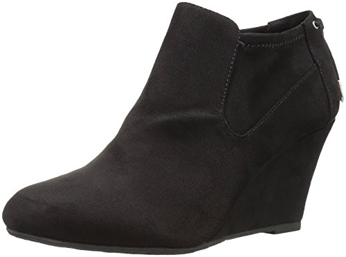 CL by Chinese Laundry Women's Viva Ankle Bootie, Black Suede, 7.5 M US