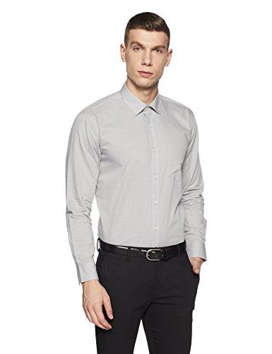 Amazon Brand – Symbol Men's Regular Fit Shirt