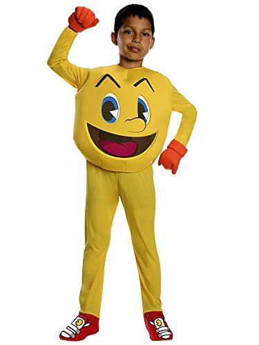 Pacman Ghosts Costumes (Deluxe Pacman Costume Child)