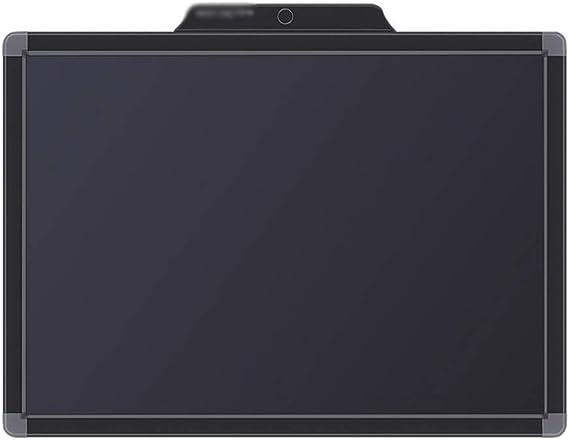 実用的な液晶ライティングボード 20インチLCD手書きタブレット、児童画LCDライティングボード電子図面ボードラーニングは、描画ゲームを書くか、再生します 便利で軽量 (色 : Black, Size : 20 inches)