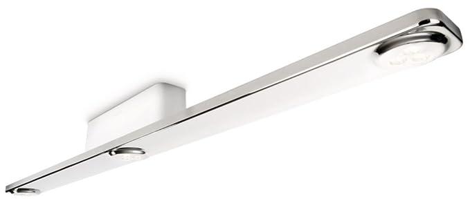 Philips InStyle Vanitas - Plafón para baño, iluminación interior, con barra de LED,