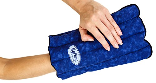 Arthritis Heat Pad - MyCare Heating Pad - Therapy Warming and Cooling Glove for Arthritis Stiff Soreness and Trigger Finger - Natural Pain Relief for The Hand from Moist Heat & Soothing Cold | Small to Medium Size Hand