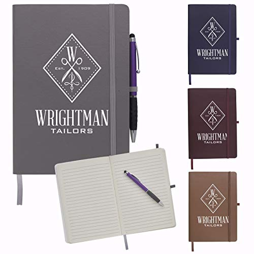 Good Value Classic Textured Journal Brown 1000 Pack