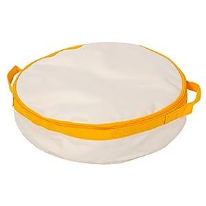 IRIS Travel Cat Litter Pan, Yellow