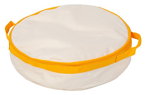 IRIS Travel Cat Litter Pan, Yellow ()