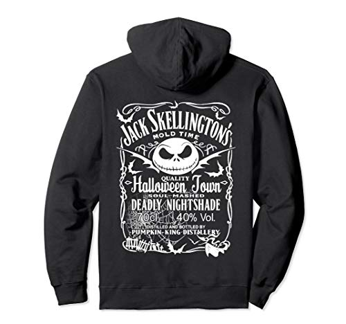 (Jack Skellington's Mold Time Quality Halloween Town T-Shirt)