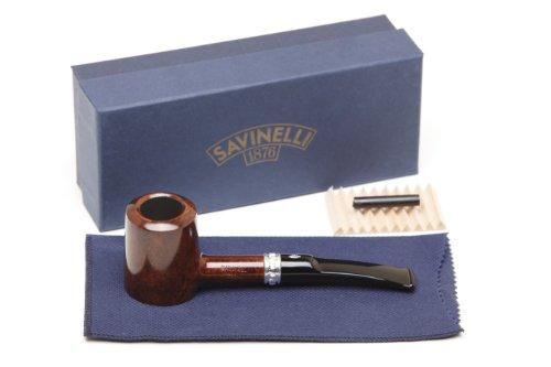 Savinelli Trevi Smooth 310 KS Tobacco Pipe by Savinelli