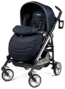 Peg Perego Switch Four Stroller, Zaffiro (Discontinued by Manufacturer)