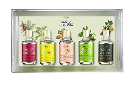 Acqua Colonia Miniaturset Eau de Cologne 5 x 8 ml 4711