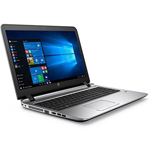 HP High Performance Probook 450 15.6″ FHD Business Laptop, Intel i5-6200U 2.3 Ghz Processor, 256GB SSD, 8GB DDR4, Wireless-AC, USB 3.0, HDMI/VGA , Bluetooth, Ethernet, HD Graphics 520, Windows 7 Pro