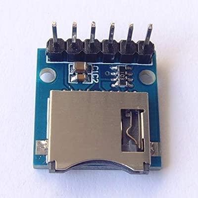 1 tarjeta de memoria Micro SD Mini Miniature SD Card Modulo ...