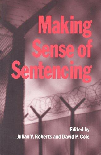 Making Sense of Sentencing
