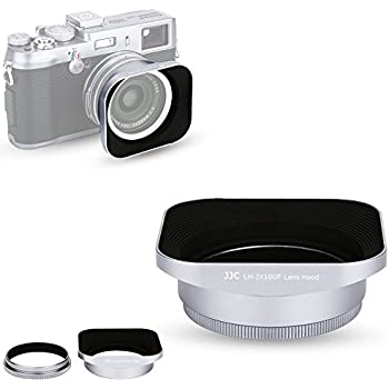 Amazon Com Fujifilm Lh X100 Lens Hood And Adapter Ring