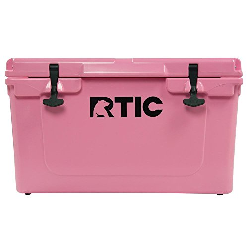 RTIC Cooler, 45 qt (White)