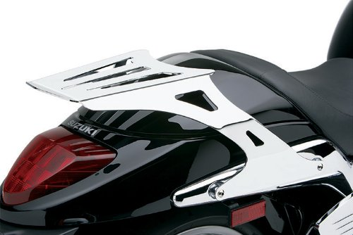 (06-09 SUZUKI VZR1800: Cobra Formed Solo Luggage Rack (CHROME))
