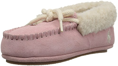 Pictures of Polo Ralph Lauren Kids Girls' Allister Slipper RF100516T 1