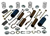 Carlson Quality Brake Parts H7107 Brake Combination Kit
