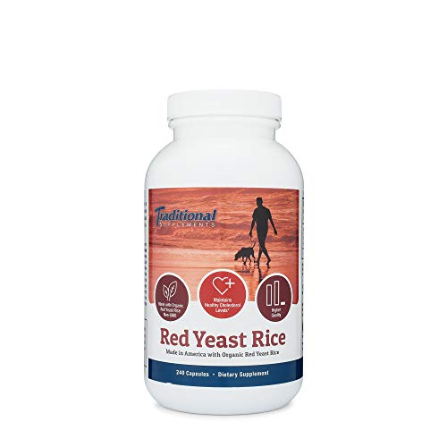 (Traditional Supplements Red Yeast Rice)