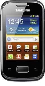 Samsung Galaxy Pocket S5300 - Smartphone libre, Android ,color negro [Importado de Alemania]