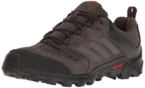 adidas outdoor Men's Caprock Hiking Shoe, Cargo Night Brown/